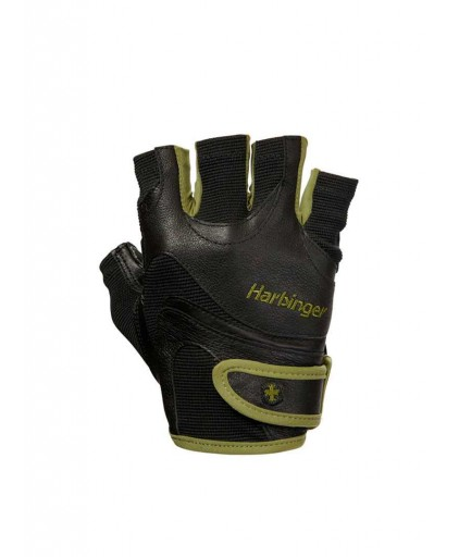 Harbinger Flexfit Gloves Green/Black