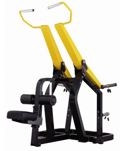 (Display Set) Lat Pulldown Commercial Plate Loaded