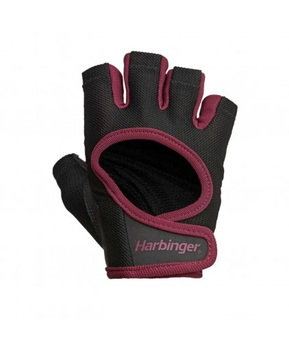 Harbinger Women's Power Gloves (Merlot)