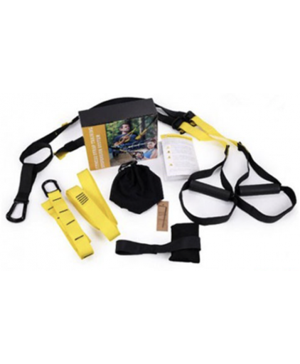 TRX P4 P3 P2 P1 P5 Body Weight Fitness Training Kit Straps Trainer for Full Body Strength Suspension