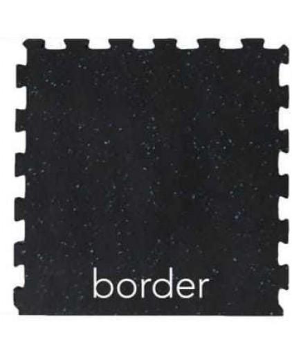 PRO - GRADE INTERLOCKING MAT (Size: 50cm x 50cm x 10mm)