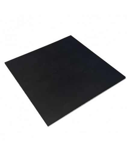 Pro grade Rubber mat 50cm by 50cm by 25mm