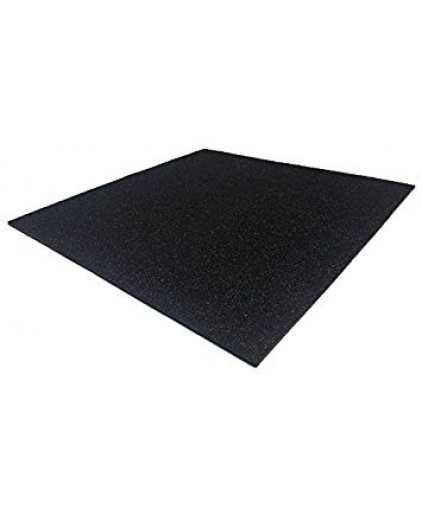 PRO- Grade 1000 x 1000 x 15mm Gym Mat