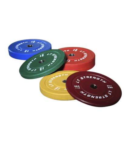 Bumper Plates Color Markings (5KG to 25KG)