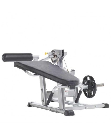 TUFFSTUFF EVOLUTION PLATE LOADED LEG EXTENSION / PRONE LEG CURL BENCH (CPL-400)