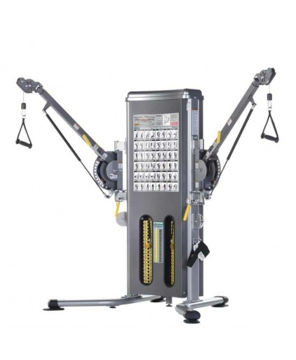 TUFFSTUFF EVOLUTION DUAL STACK FUNCTIONAL TRAINER (MFT-2700)