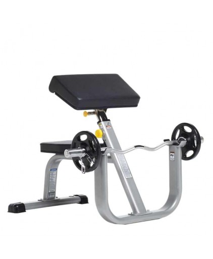 TUFFSTUFF EVOLUTION SEATED ARM CURL BENCH (CAC-365)