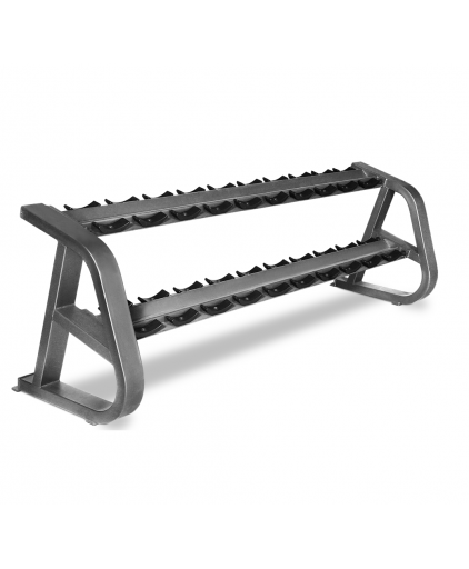 Dumbbell Rack (Strong Frame) able to hold 10 pairs of Dumbbell