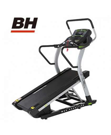 (Display Set) BH Fitness BT7535 Climbing Treadmill