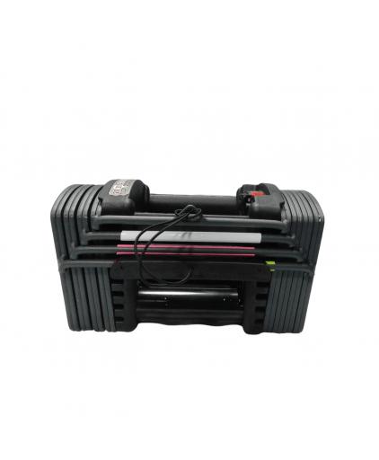 Adjustable Sportblock Dumbbell Set (50LBS)