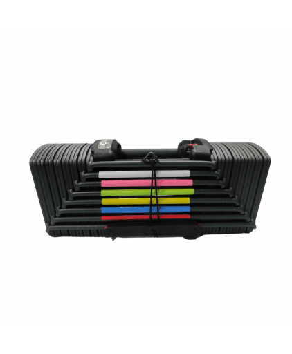 Adjustable Sportblock Dumbbell Set (90LBS)