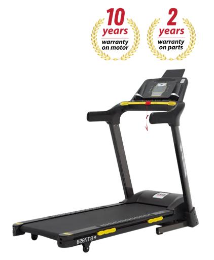 BH FITNESS BT7050 Unique Treadmill
