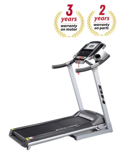 BH FITNESS BT6380 Vector Treadmill