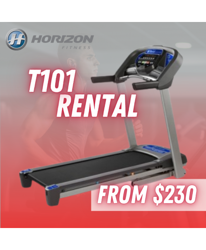 Horizon Fitness T101 Rental