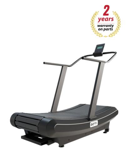 DHZ A7000 Curve Treadmill