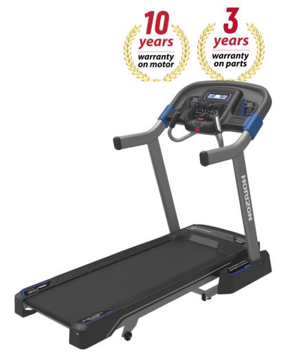 Horizon Fitness 7.0 AT Treadmill