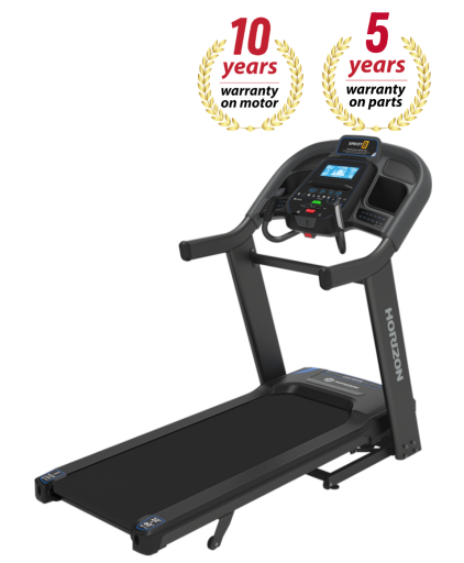 Horizon Fitness 7.4 AT POWERFUL Treadmill