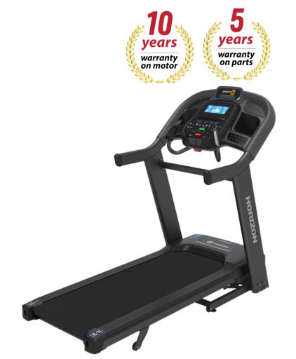 Horizon Fitness 7.4 AT POWERFUL Treadmill