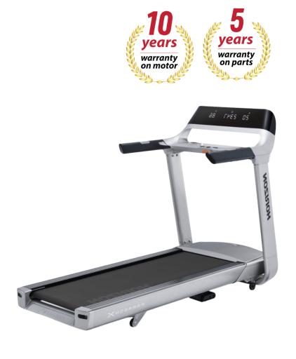 Horizon Fitness Paragon X Treadmill