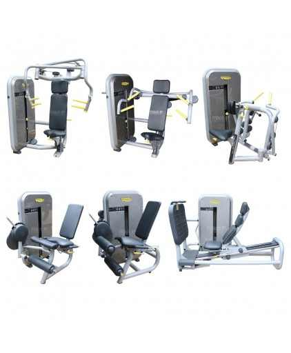 (Reconditioned) Technogym Set